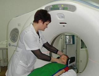 МРТ головы ребенка