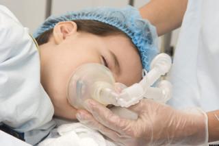 МРТ детям под наркозом