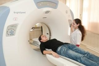 Подготовка к КТ грудной клетки