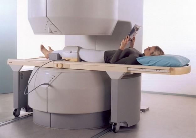 Процедура МРТ коленного сустава